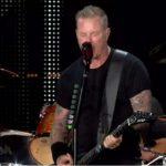 """Metallica toca """"Hardwired"""" ao vivo pela primeira vez e divulga vídeo com a execução. Veja!"""